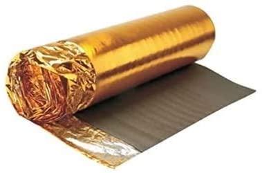 6mm Supreme Gold Acoustic Underlay - British Flooring