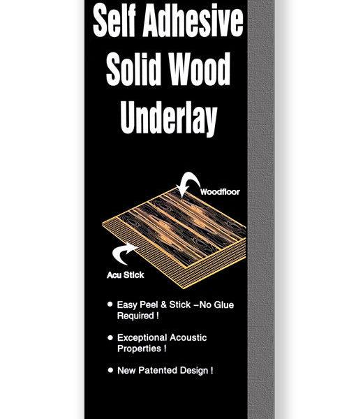 Acoustic Acustick Underlay British Flooring