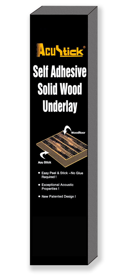 Acoustic Underlay For Solid Wood Flooring TheFloorsCo