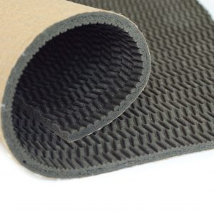 Duralay King - Rubber Carpet Underlay - For Underfloor Heating