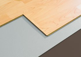 Envoy Ultra - Underlay for Wood and Laminate Flooring