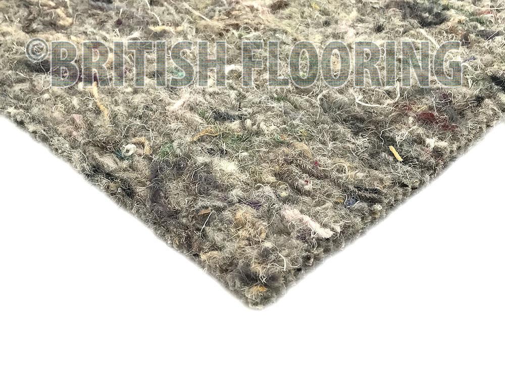 8mm wool rich felt carpet underlay british flooring for 8mm wood floor underlay