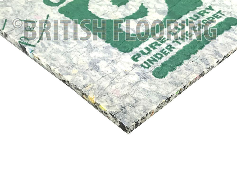 Cloud 9 contract 8mm contract underlay british flooring for 8mm wood floor underlay