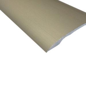 Matt Silver Cover strip - British Flooring