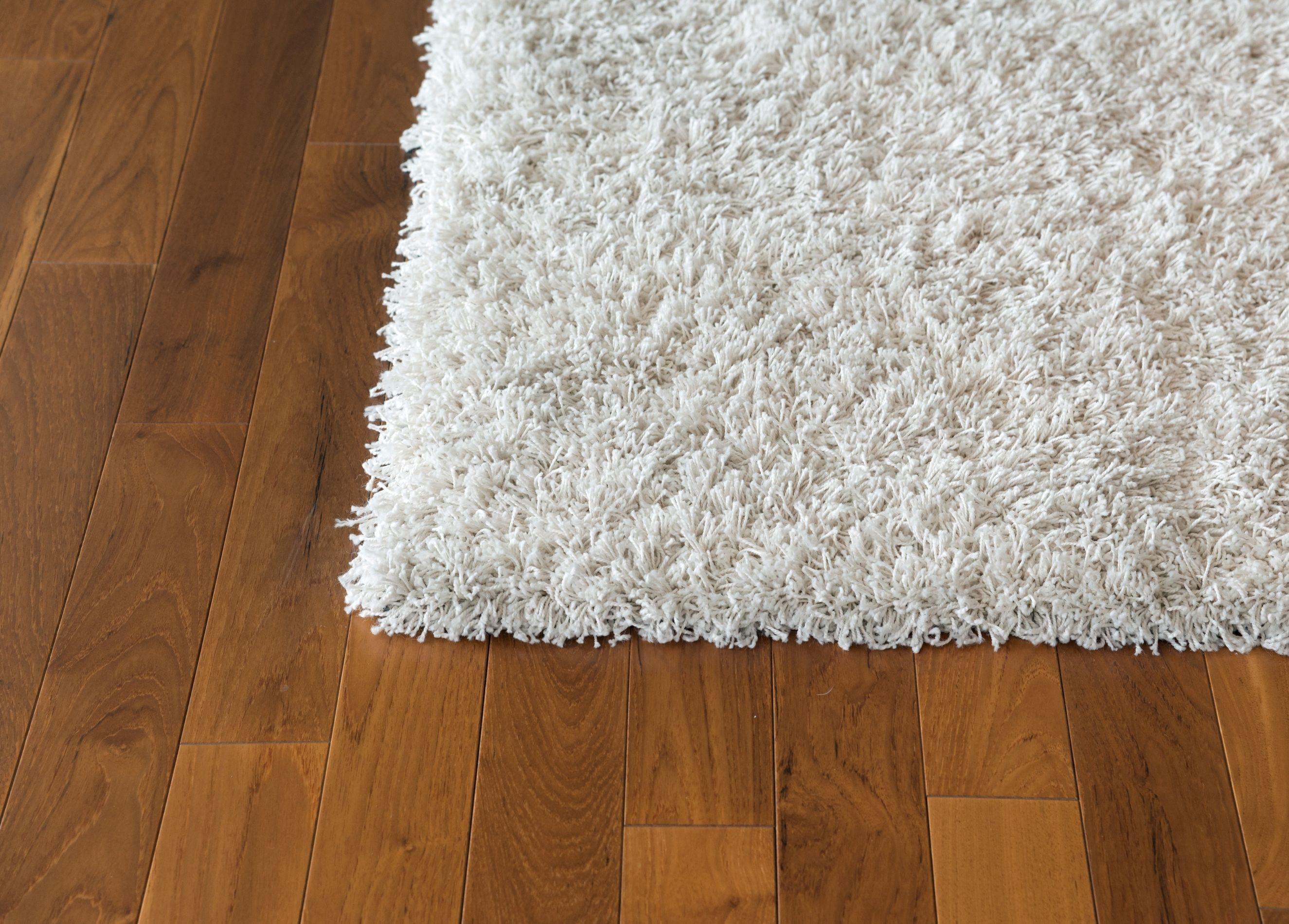 Rug on Laminate floor - British Flooring