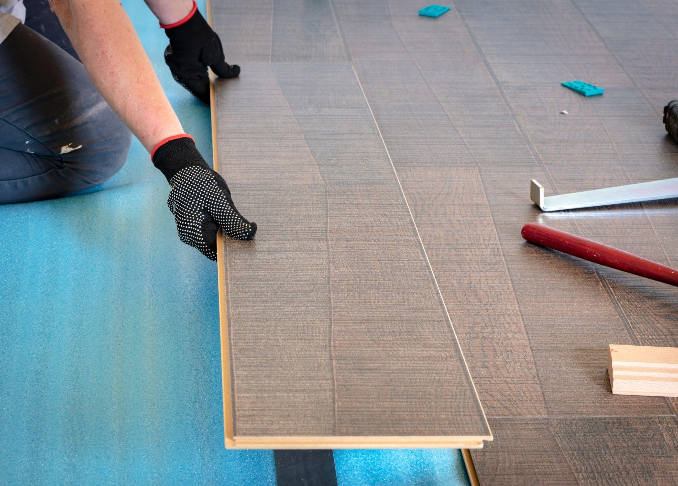laminate flooring - British Flooring